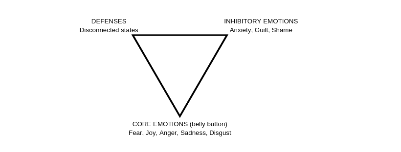 AEDP - Inverted Triangle